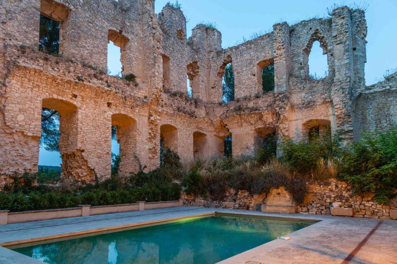 ruines - Ch - Aix-en-Provence - rentals