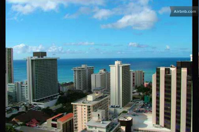 (Waikiki) Island Colony 39th floor, Quality Studio, Ocean View, Near Beach! - Image 1 - Honolulu - rentals