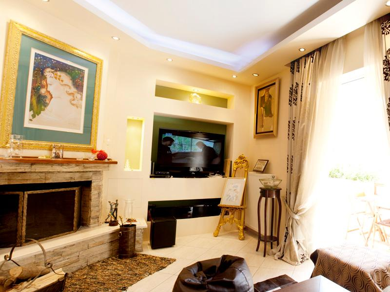 A Beautiful 4-Bedroom House in Marousi - Athens - Image 1 - Marousi - rentals