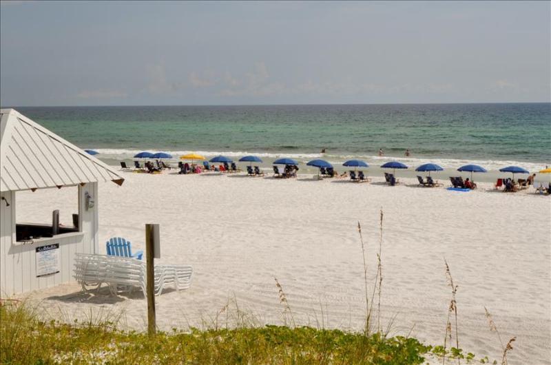 """Ariel Dunes II Unit 0308"" Beach lovers and Golfers Paradise!! - Image 1 - Miramar Beach - rentals"