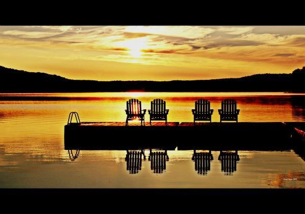 "Spectacular Views! - Silver Eagle Cottages, ""The Lodge"" Haliburton Ontario - Haliburton - rentals"