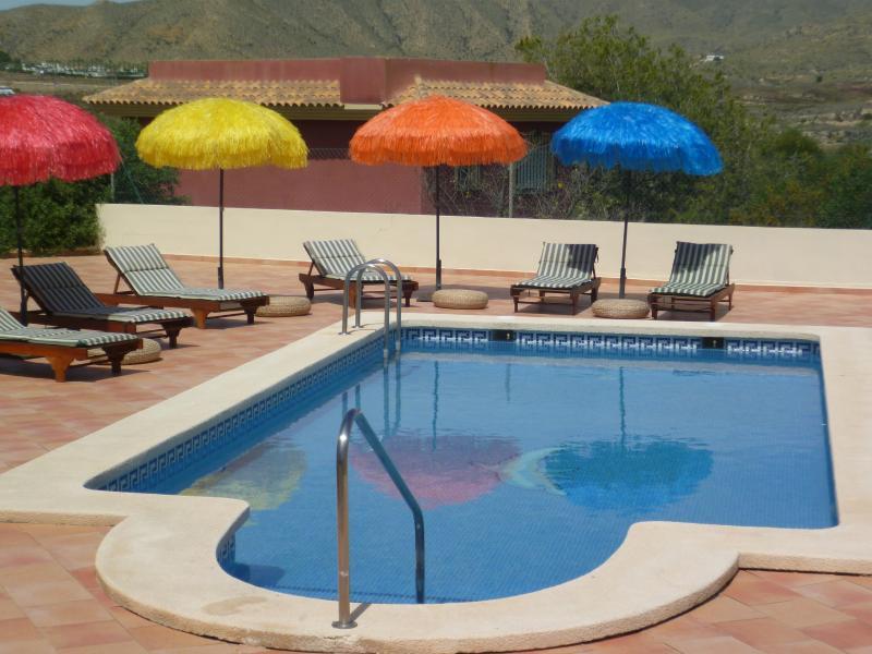 private pool - Isla Plana Bed & breakfast. - Isla Plana - rentals