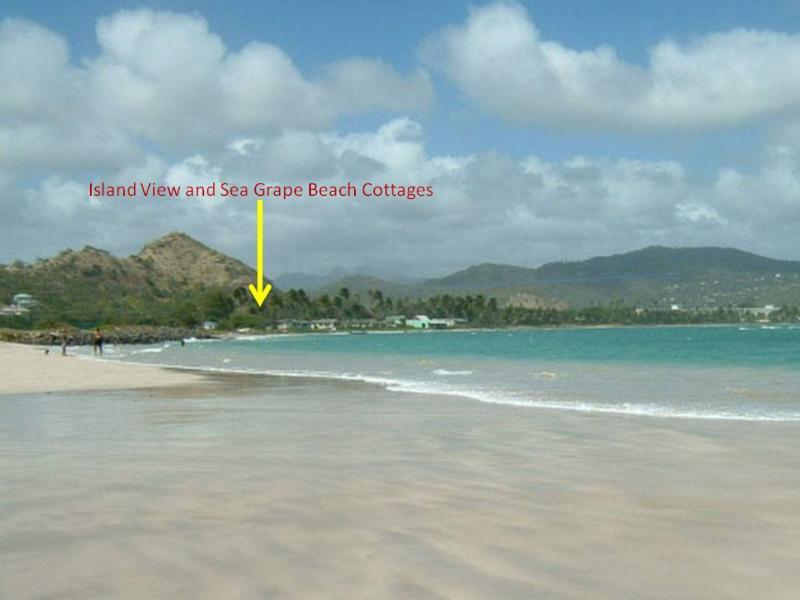 Beach Cottage & Cars/Jeeps Rentals - Image 1 - Vieux Fort - rentals