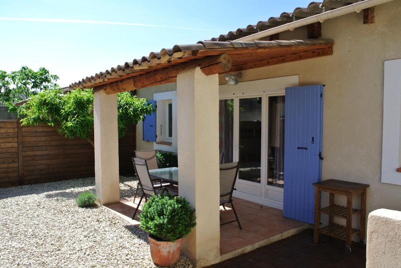 Garden - Cottage in a provençal village - Luberon - Lauris - rentals