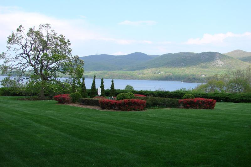 part of the view - 50 Mins from  Manhattan River view - Cornwall on Hudson - rentals