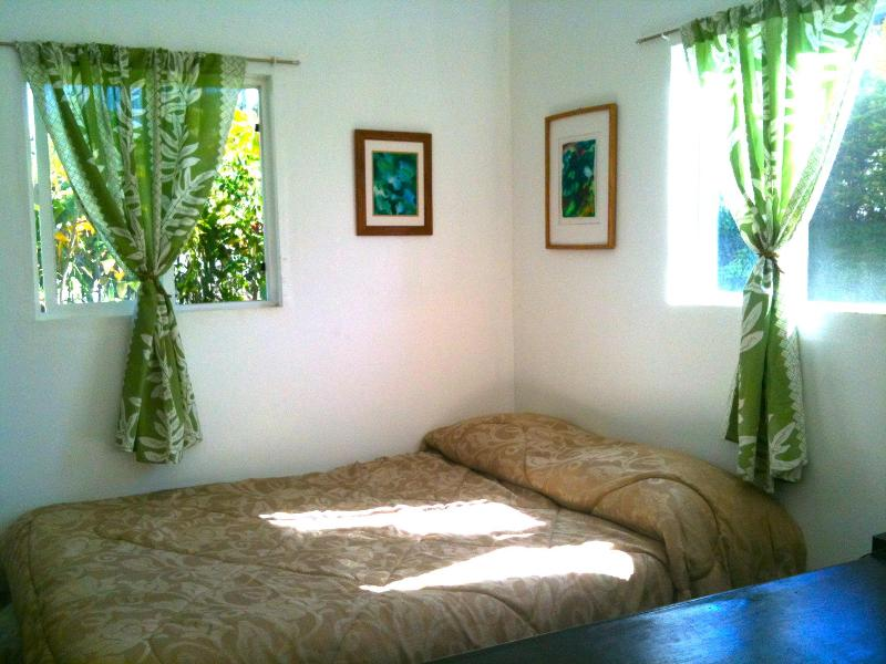 A very comfy place to sleep - Sunny, Breezy Hamakua Coast Studio - Papaaloa - rentals