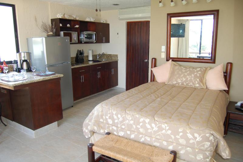 Oceanfront in Hotel Zone- extra cozy and super cheap - Image 1 - Cancun - rentals