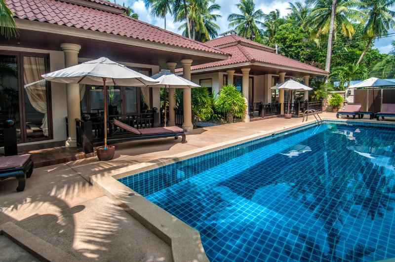 Sibaja Palms Sunset Beach Apartments - Sibaja Palms Sunset Beach Luxury Apartment - Surat Thani - rentals
