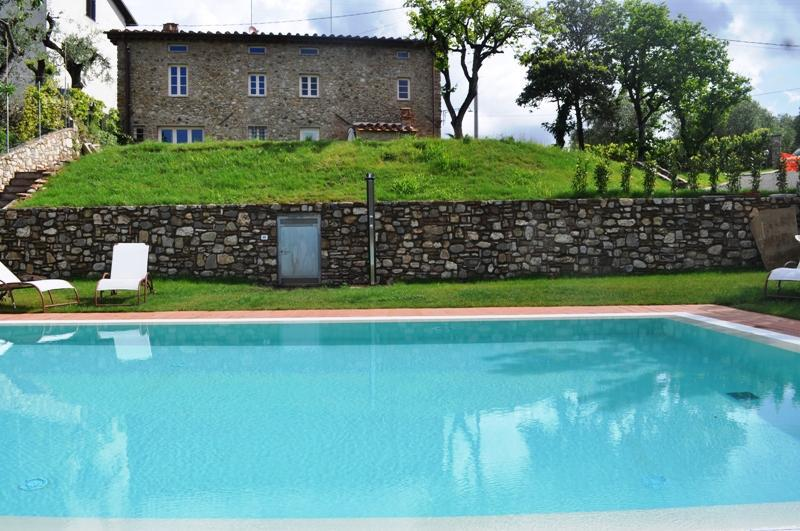 Villa Il Gelsomino With Ac - Image 1 - Arliano - rentals