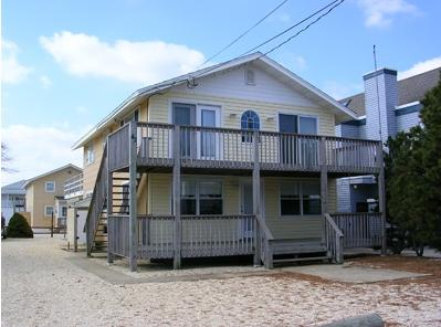 View from street - SURF CITY, LBI (LONG BEACH ISLAND, NJ)  7 HOUSES F - Surf City - rentals