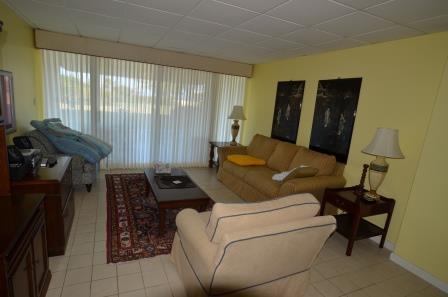 Unit 32 Living Room - Groundfloor Elegance - #32 Harbour Heights 7MB - Seven Mile Beach - rentals