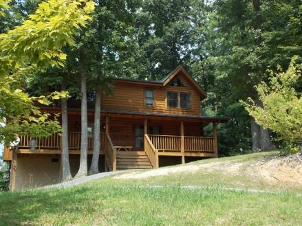 TIMBER TOP LODGE - Image 1 - Sevierville - rentals