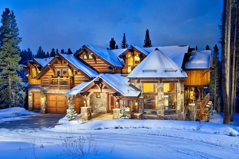 5 O'Clock Lodge - Image 1 - Breckenridge - rentals