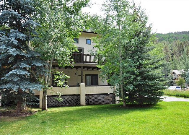 Beautiful 4 bedroom home in West Vail's Intermountain district - Image 1 - Vail - rentals