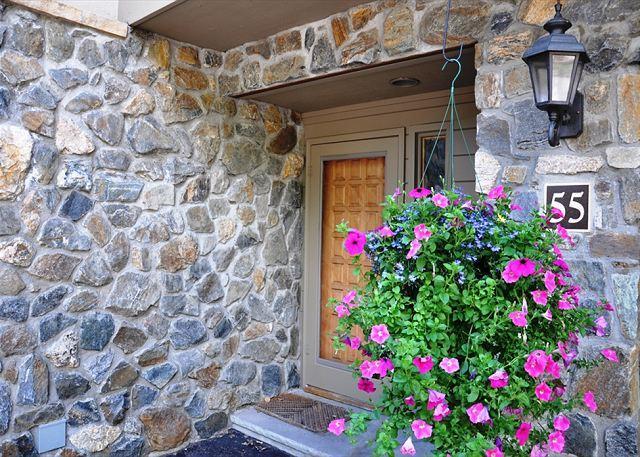 Golf Course Townhome #55 4 Bedrooms 5 Bathrooms Platinum Unit - Image 1 - Vail - rentals