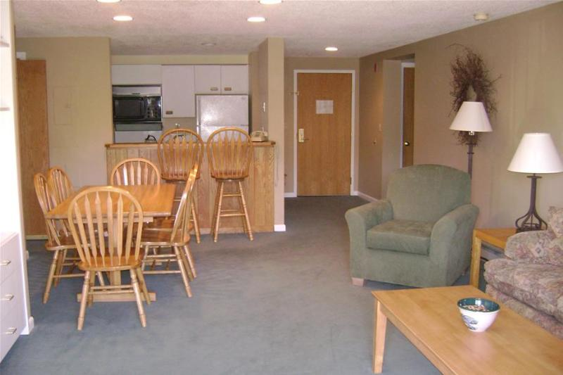 Living Area - Beautiful Family Vacation Hotel Condo Rental - Lincoln - rentals