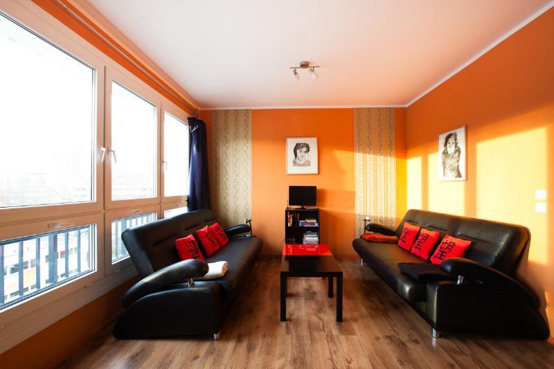 parc + city ALEX 4 BRA Apartment - Image 1 - Berlin - rentals