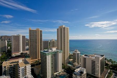 Pacific Monarch Studio Waikiki Vacation Rental - Image 1 - Honolulu - rentals