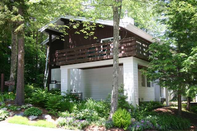 Front - Mt. Mansfield Townhouse 7a - Stowe - rentals
