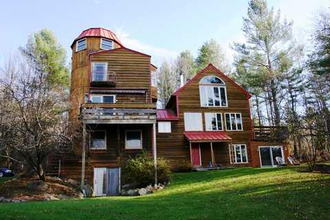 front - Stowe Silo - Stowe - rentals