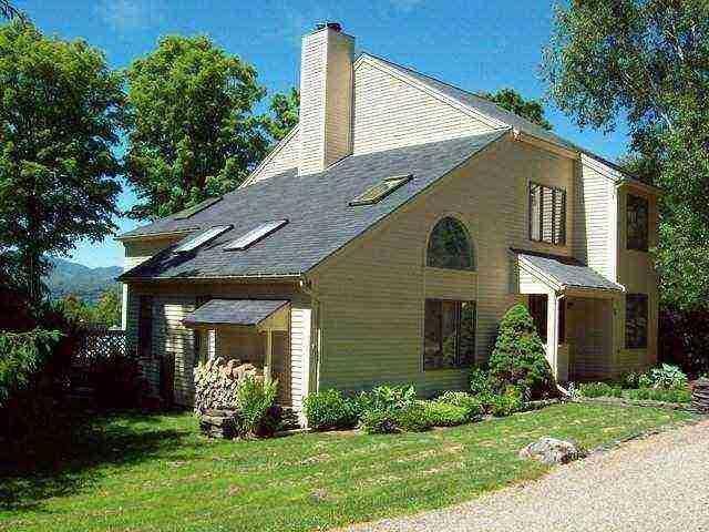 exterior - Seven Springs 3f - Stowe - rentals