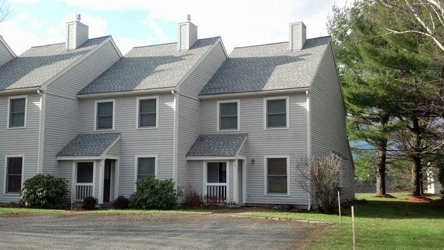 front - Hillcrest 5 - Stowe - rentals