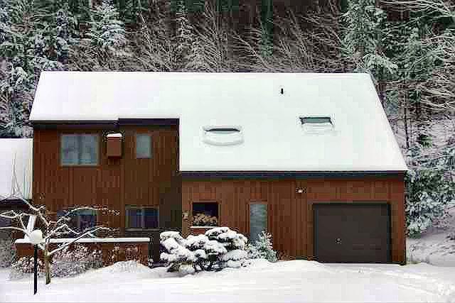 exterior - Stonybrook Condo 26 - Stowe - rentals