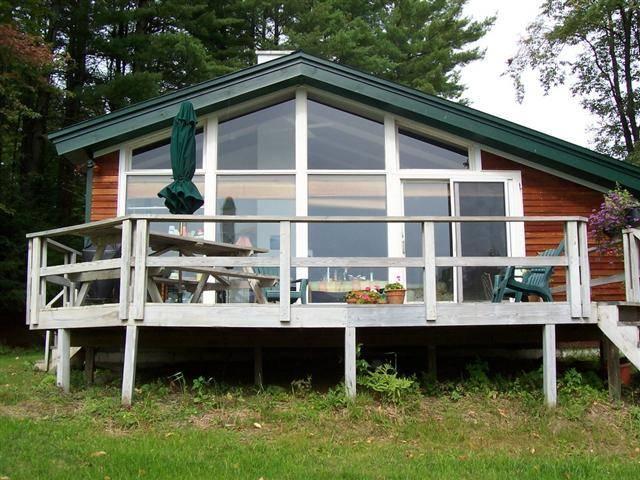 exterior - Cottage Club Retreat - Stowe - rentals