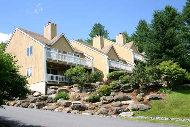 front - Mountainside Resort K-103 - Stowe - rentals