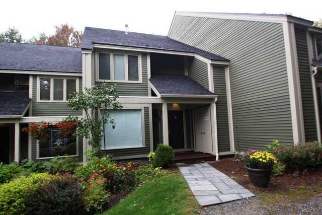 front new - Topnotch Condo 505 - Stowe - rentals
