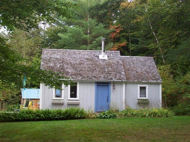 front - River Bend Cottage - Hyde Park - rentals