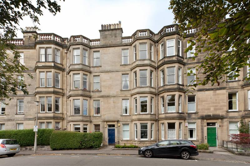 exterior - Mardale Crescent Apartment - Edinburgh - rentals