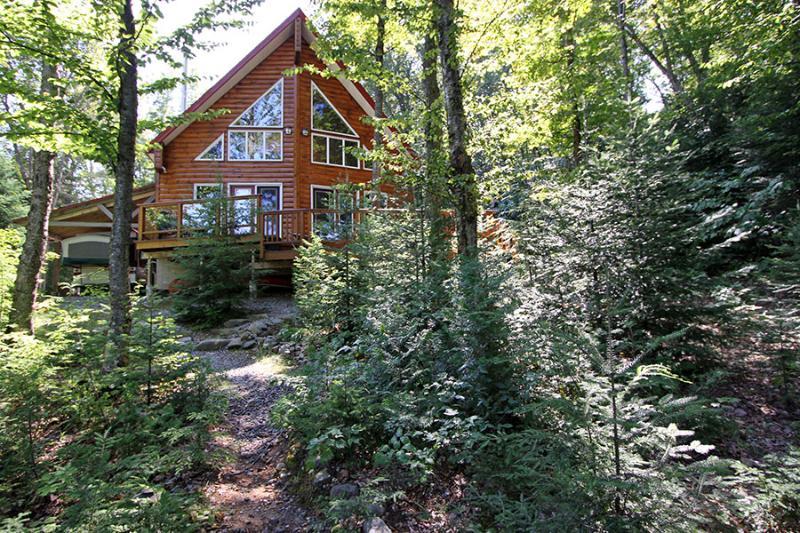 Serenity Bay cottage (#802) - Image 1 - Huntsville - rentals