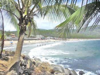 Chacala Main Beach steps away - VILLA LINDA VISTA -STEPS TO THE SAND! - Chacala - rentals
