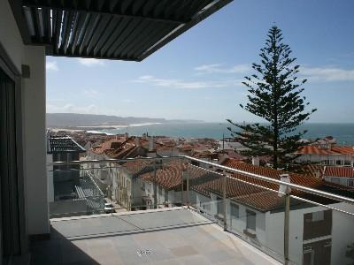 471750 - 3 bedroom apartment - Swimming pool and amazing views of the coastline - Sleeps 6 - Nazare - Image 1 - Nazare - rentals