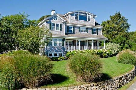 COASTAL CONTEMPORARY WITH GUEST HOUSE, POOL AND WATER VIEWS - EDG BVEL-13 - Image 1 - Edgartown - rentals
