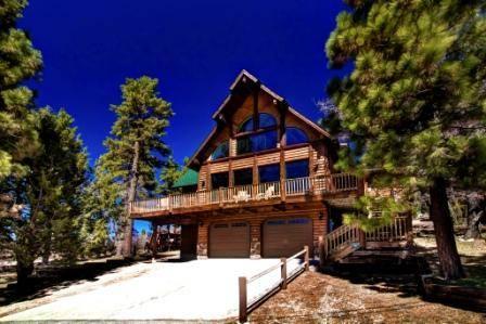 Black Diamond Lodge - Image 1 - Big Bear Lake - rentals