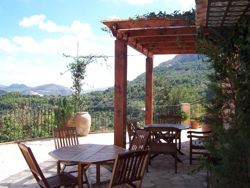 Casa Rural Terranova - Image 1 - La Vall de Laguar - rentals