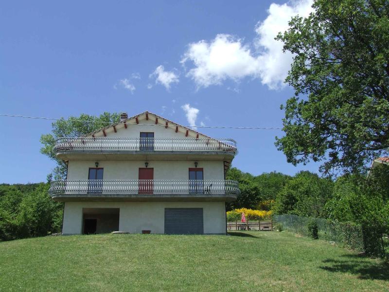 La Montanara - Holiday home in Abruzzo, Italy: outstanding views - Civitella Casanova - rentals