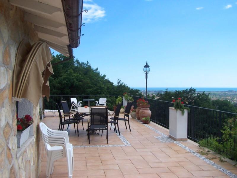 Splendida Vista Mare- Villa Di Grande Charme - Image 1 - Castelnuovo Magra - rentals