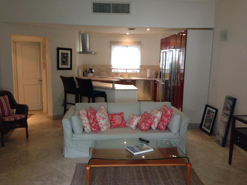 Downstairs - Beach Apartment, West Coast, Barbados - Speightstown - rentals