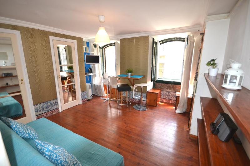Living Room - COZY APT WITH VIEWS FROM TAGE RIVER - Lisbon - rentals