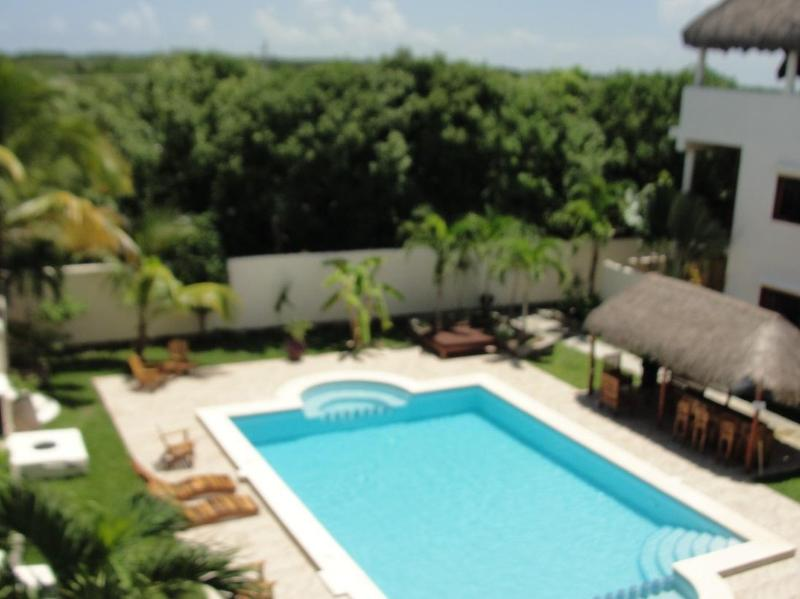 Beautiful Pool and garden area - Mexican Villa Primer Amor - Tulum - rentals