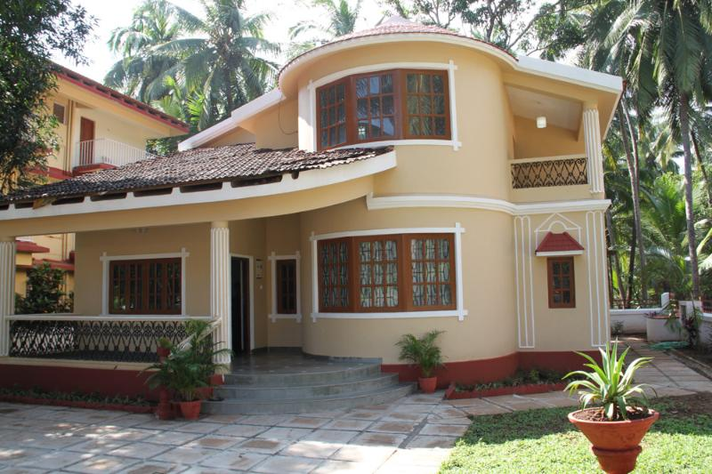 Villa Calangute blends architecture and design to deliver a breathtaking holiday experience - 3BHK Luxury Villa In Calangute - Calangute - rentals