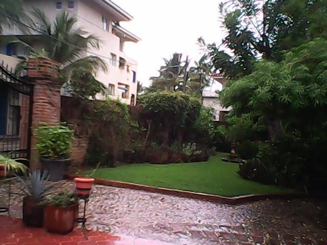 Garden - LA PERLITA CASITA Private house 2bdrm-2bath w/pool - Bucerias - rentals
