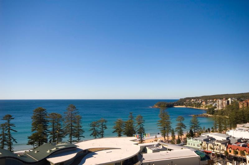 Wake up to this view every morning - Ultra-chic executive beach apartment - Manly - rentals