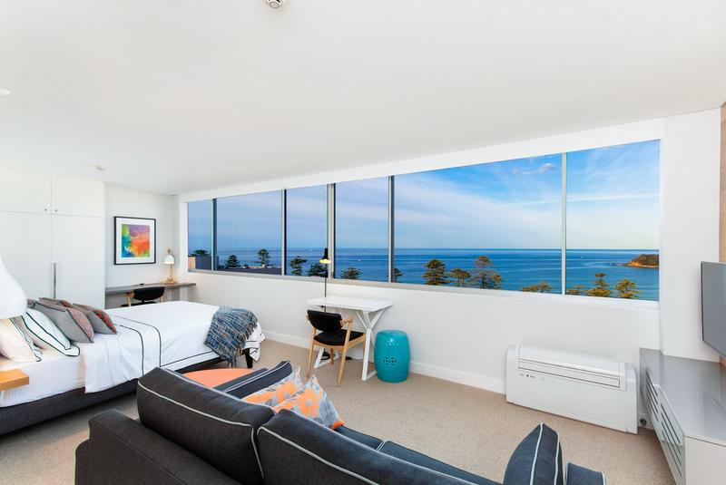 Views from everywhere - Ultra-chic executive beach apartment - Manly - rentals