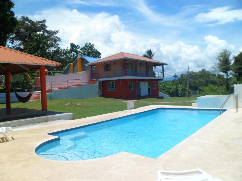 Hostal Villa Don Benito - Piscina/pool - Villa Don Benito.....Playa Corona - San Carlos - rentals