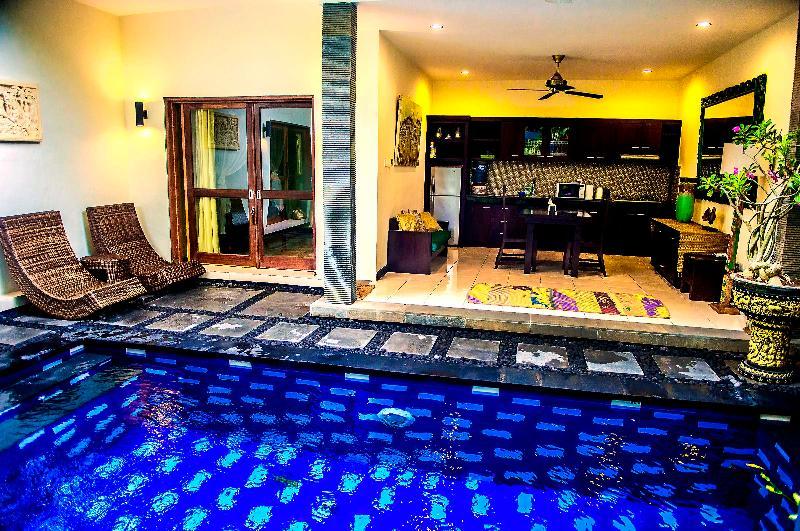 2BR Lux Villa Veronica Private Pool Seminyak Bali - Image 1 - Seminyak - rentals