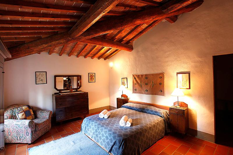 double bedroom - BLU - in the Chianti area, with pool - San Casciano in Val di Pesa - rentals